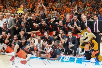 Foto Campeon ACB 2017
