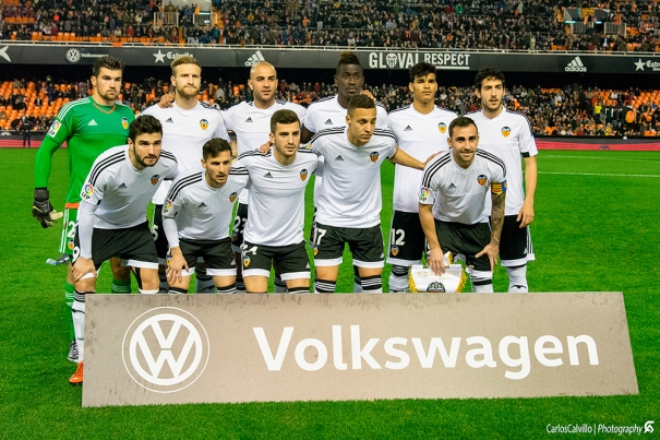 Once-inicial-Valencia-CF