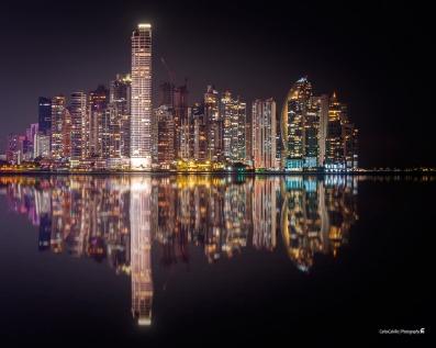 Skyline-Panama