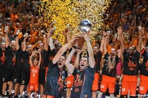 Valencia Basket - Campeon Liga ACB 2017