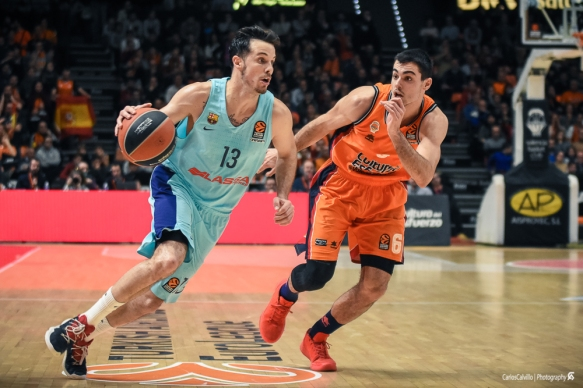 Valencia Basket - FC Barcelona (EuroLeague)