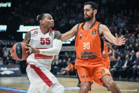 Valencia Basket - Olimpia Milano (EuroLeague)