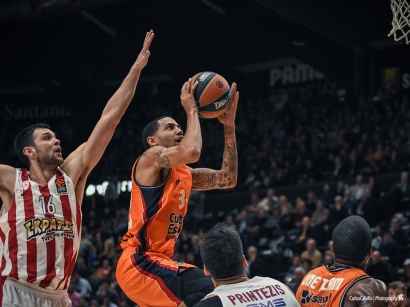 Valencia Basket - Olympiacos (EuroLeague)