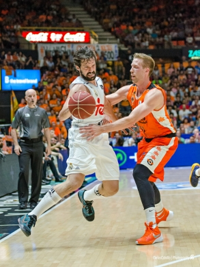 Valencia Basket - Real Madrid (Playoff ACB)