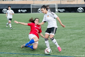 Valencia CF - UDG Tenerife