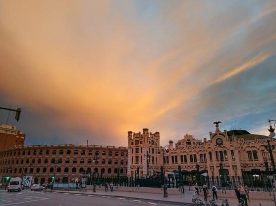 Atardecer-en-Valencia-centro-(Xiaomi-Mi5s)