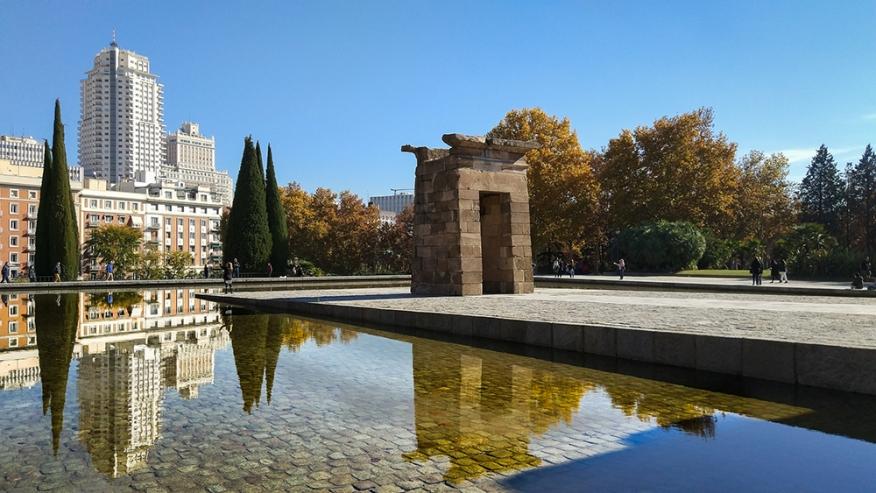 Templo-de-Debod-Madrid-(Xiaomi-Mi5s)